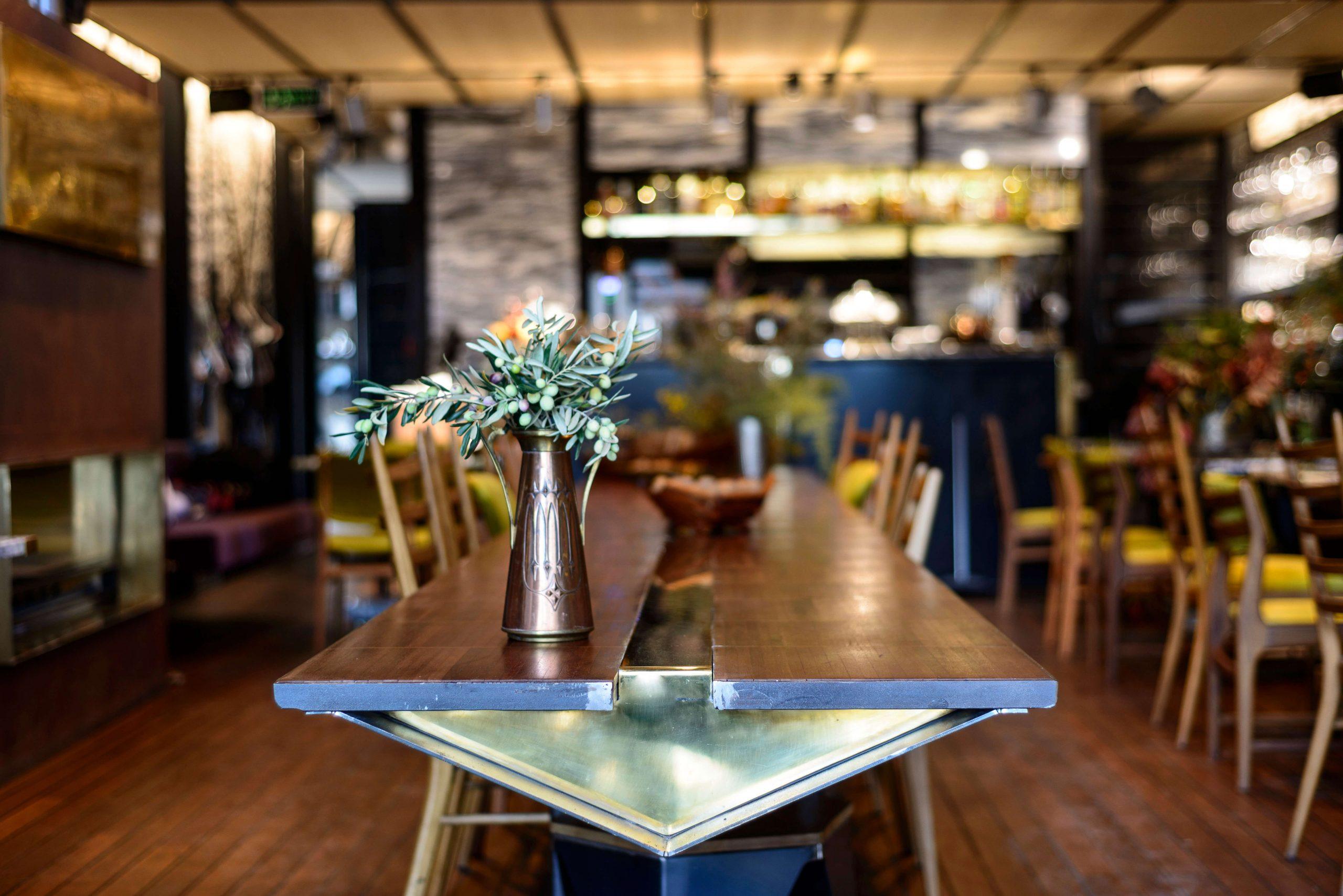 Ormandan tabağa bir Urla restoranı